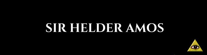 Blog Oficial del escritor y artista  Sir Helder Amos