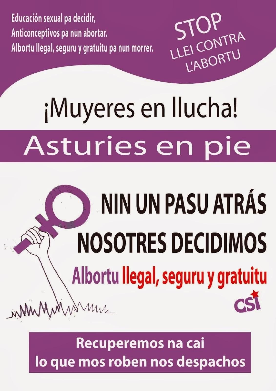 Asturies en pie