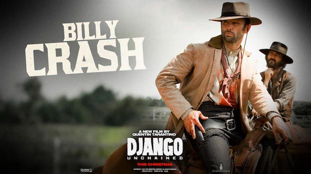 MOVIES: Walton Goggins is in Tarantino's Hateful Eight