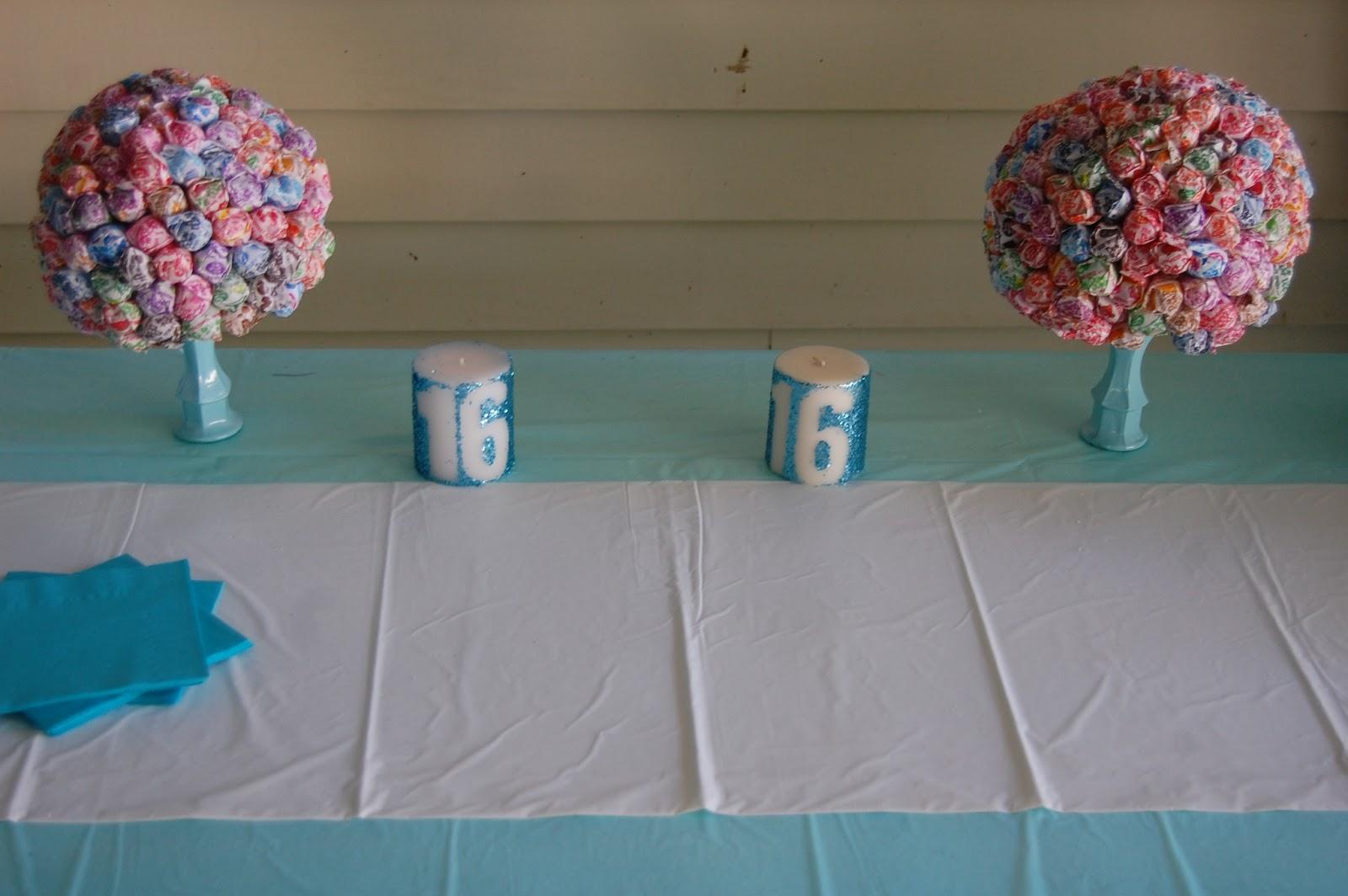 DIY Tiffany & Co. inspired birthday party