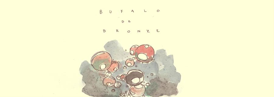 Búfalo de Bronze