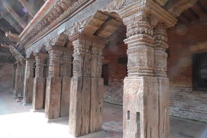 Patan Durbar meydanı Mul Chowk
