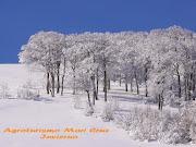 Casas rurales en Navarra (Agroturismo Mari Cruz). Ecoturismo rural . (portada facebook invierno)