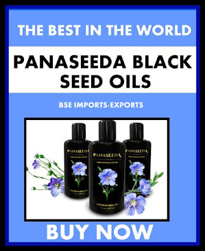 PANASEEDA BLACK SEED OIL - BEST IN THE WORLD