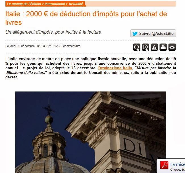 http://www.actualitte.com/international/italie-2000-de-deduction-d-impots-pour-l-achat-de-livres-47068.htm
