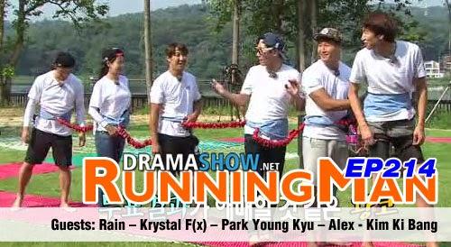 Running Man Episode 214