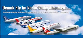 En Ucuz Uçak Biletlerini Kaçırmayın