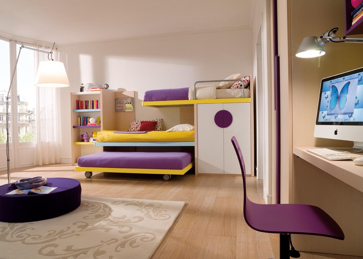 Bonetti camerette bonetti bedrooms immagini camerette per for Letti salvaspazio ragazzi