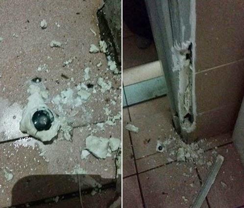 Gambar CCTV Dalam Tandas Cafe UIAM Tersebar