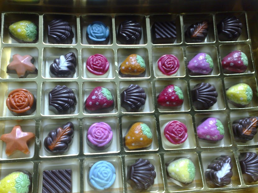 homemade coklat