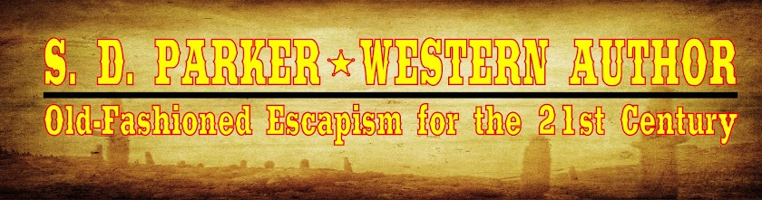 S. D. Parker - Western Author