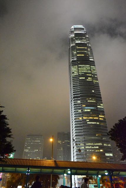 IFC Building Hong Kong