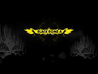 black bomb a logo