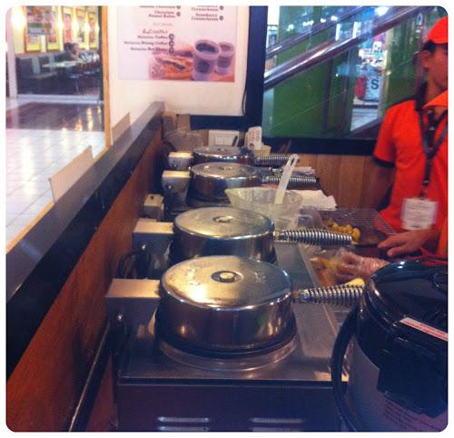 Famous Belgian Waffles