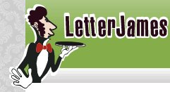 www letterjames com de:
