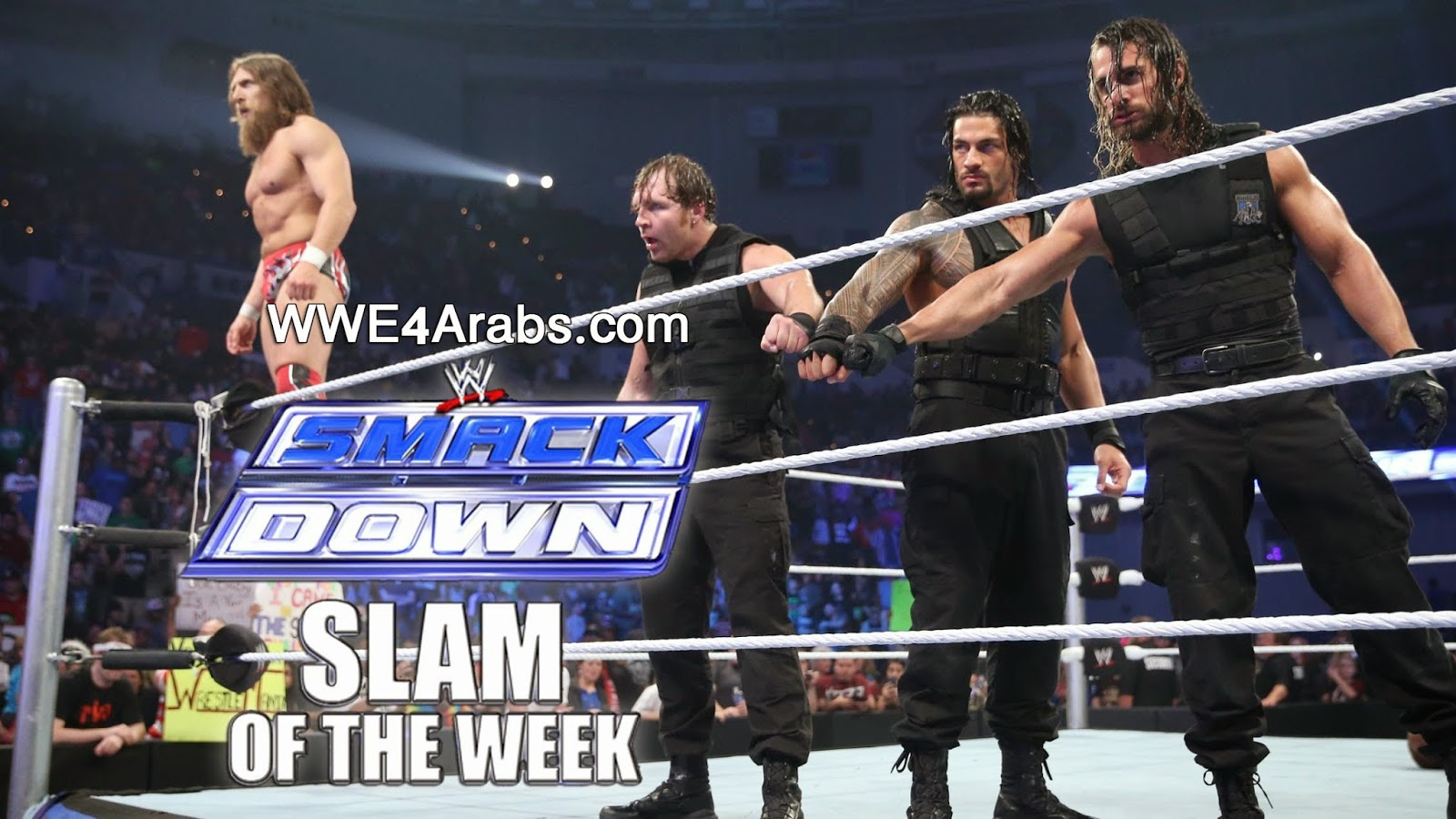 WWE SmackDown Slam of the Week