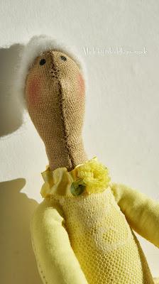 Тильда балерина, Тильда, кукла