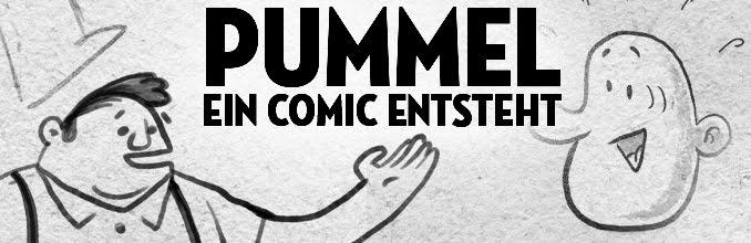 """""""Pummel"""" - ein Comic entsteht"""