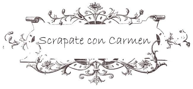 SCRAPATE CON CARMEN