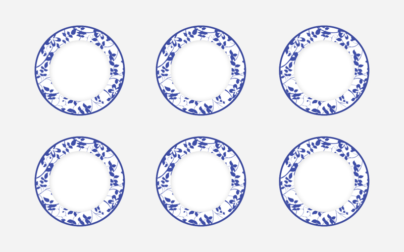 Impeccable image in printable plates