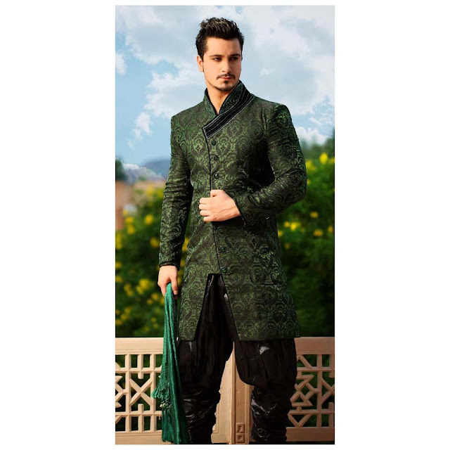 Indo Western Sherwani, Indo Western Suits for Men, Breeches Suits ...