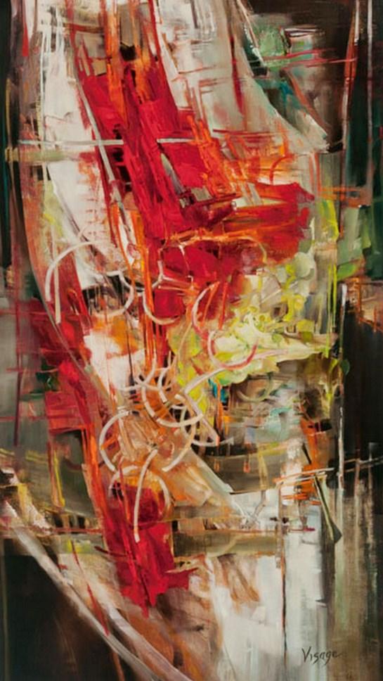 Cuadros modernos pinturas y dibujos pintura abstracta al for Fotos de cuadros abstractos sencillos