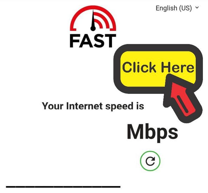 Ujian Kelajuan Internet