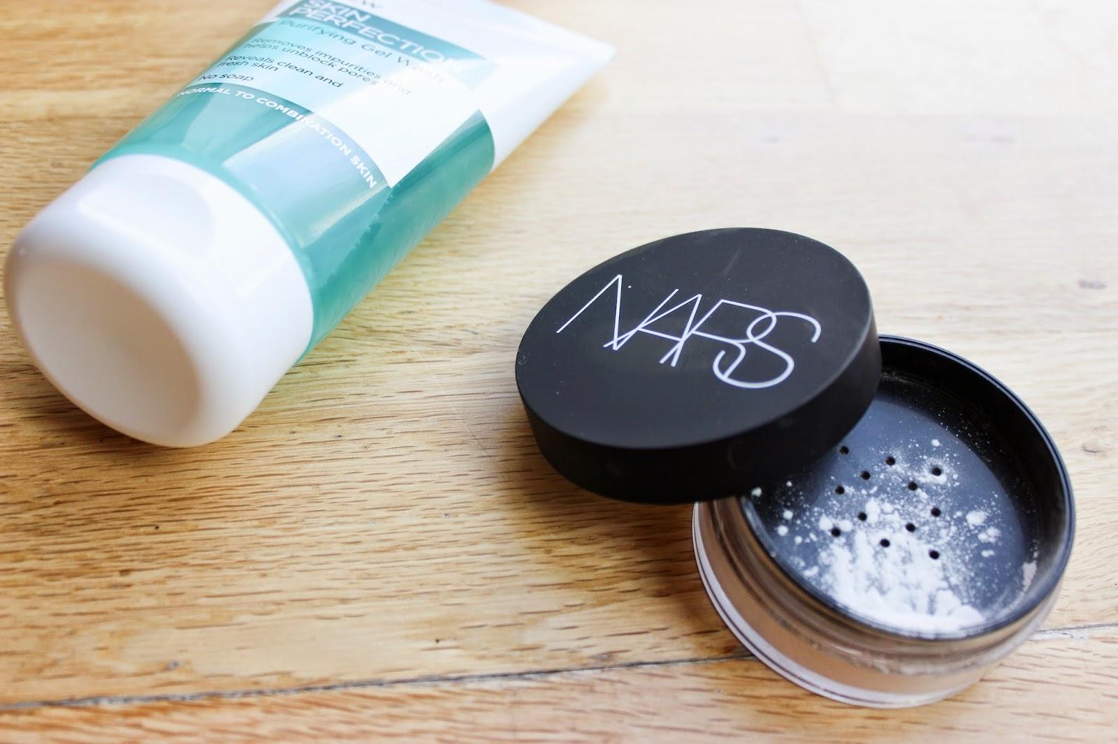 Savoo Natural Makeup NARS Lighting Powder Hourglass Ambient Powder Beauty Blogger