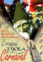 Carnaval de Tíjola 2014