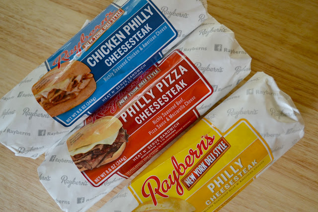 #cbias, Raybern's, Raybern's New York Deli Style Sandwiches, fast philly cheesesteak