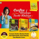 Amazon:Cee Pee Spices & Masala & Free Rs. 100 Amazon Gift Card with Free shipping Rs. 30
