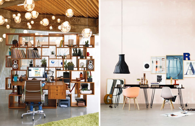 Las ideas m s geniales para ti y para tu casa espacios for Decoracion de espacios de trabajo