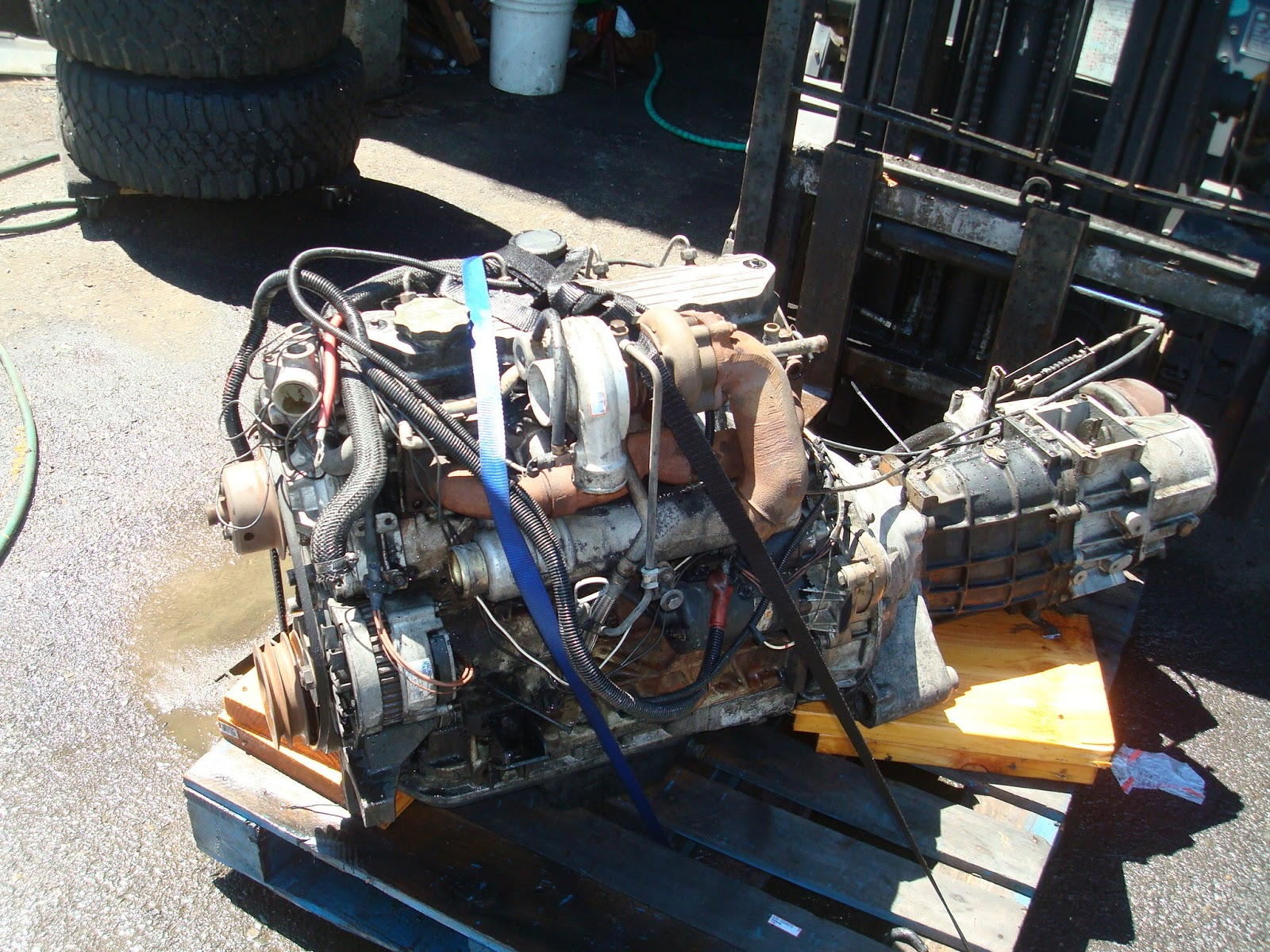 Laughs And Lashings Land Rover Defender Engine Kits 90