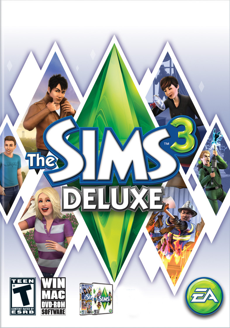 sims games for ps3