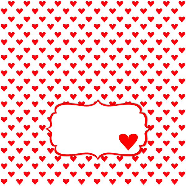 free digital heart scrapbooking paper and tags - Papier mit Herzen ...