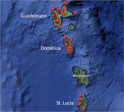 Rundreise Karibik: Guadeloupe, Dominica, St. Lucia, Guadeloupe