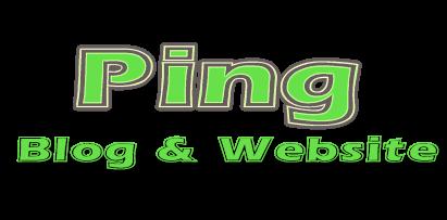Situs Ping Blog Supaya Artikel Cepat Terindex Google