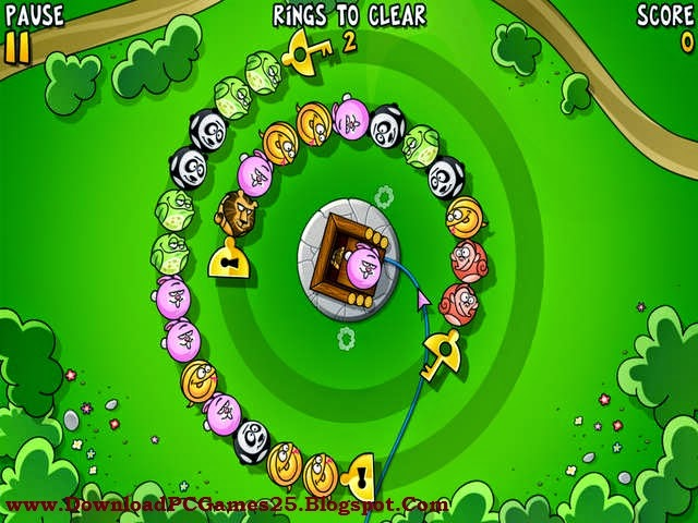 Crazy Rings PC Game