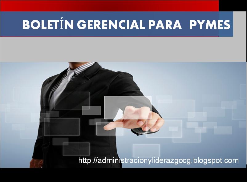 Boletín para Pymes No. I-2014