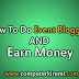 How To Do Event Blogging And Make Money [ INFOGRAPHIC ]