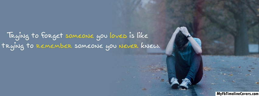 Sad Quotes With Pictures For Facebook : Wall Photos/Covers for Facebook: Facebook sad covers