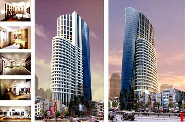 Chung cư Ellipse Tower Hà Đông