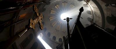 Detido adolescente judeu que vandalizou igreja católica em Jerusalém