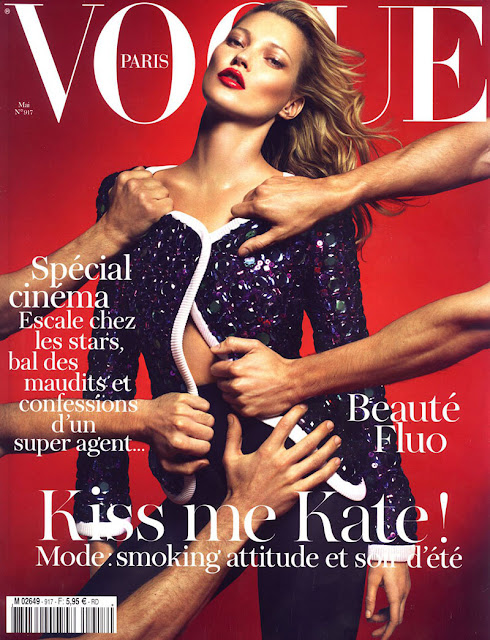 Kate Moss - Vogue Paris May 2011