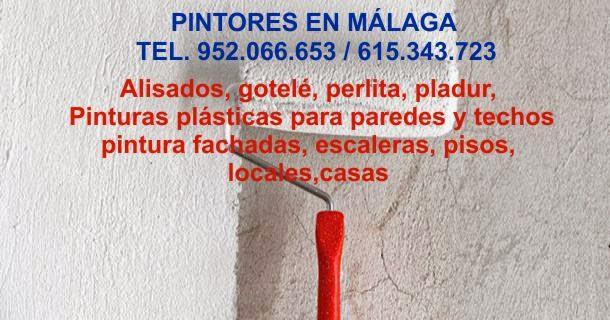 Pintor en Malaga