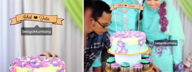 Review Kek Kahwin Syura Homemade Cake