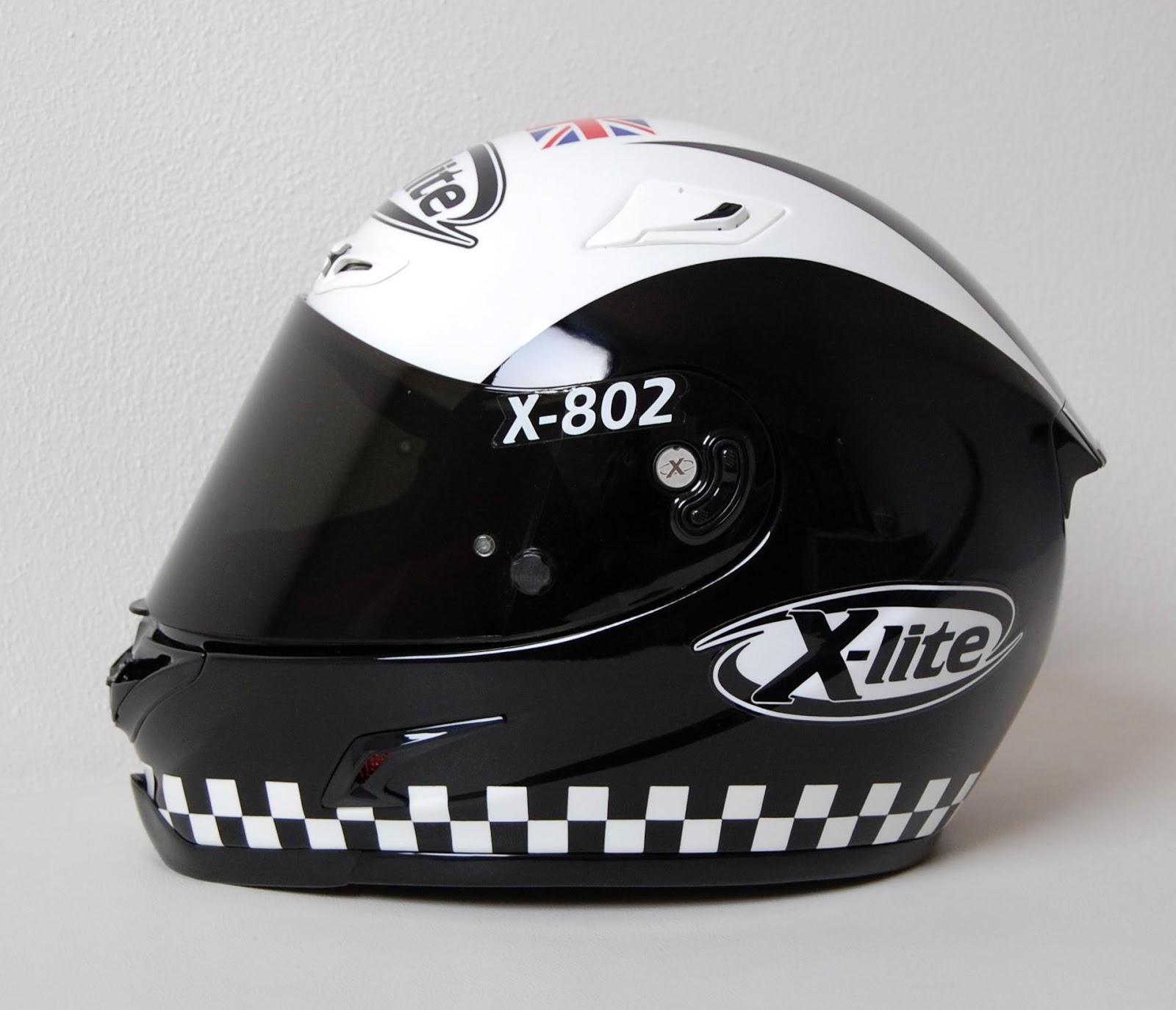 racing helmets garage x lite x 802r p read 200 miglia di. Black Bedroom Furniture Sets. Home Design Ideas