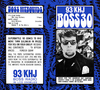 KHJ Boss 30 No. 194 - Humble Harve
