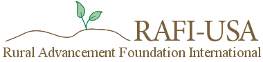 The Rural Advancement Foundation International