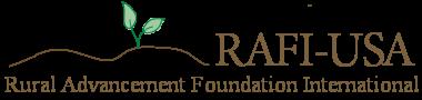 The Rural Advancement Foundation International
